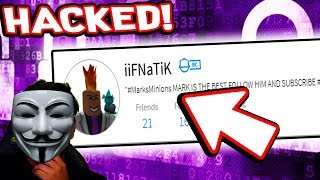 I HACKED MY BROTHER'S ROBLOX ACCOUNT FOR REVENGE!!!
