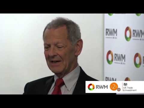 UKTI & RWM Great British Webinar: Best of British Recycling & Waste Management