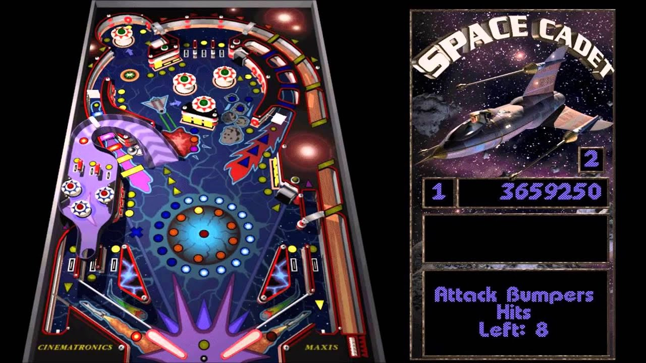 How To Play 3D Pinball Space Cadet in Windows 10