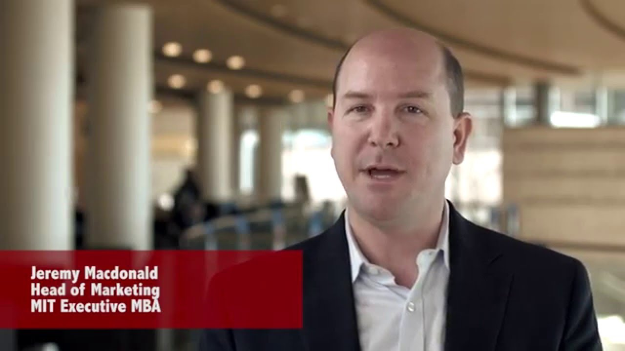 The Mit Executive Mba A Hands On Approach To Executive Education