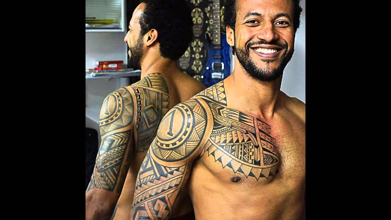 25 Best Maori Tattoo Designs - YouTube