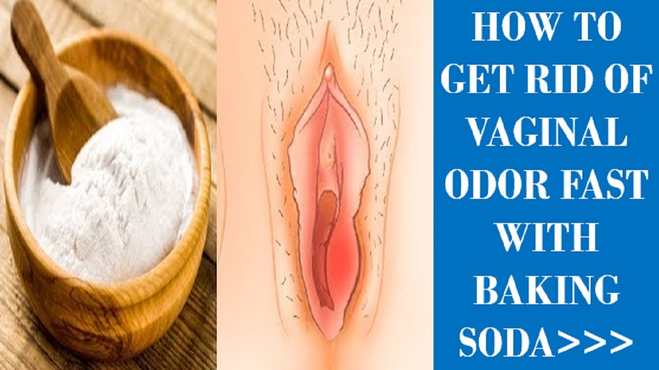 How to deal with vaginal odor