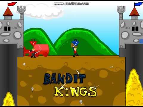 Game BanDit Kings เกมผู้เล่น 2 คน
