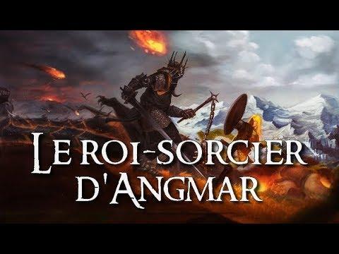 Le Roi-Sorcier d'Angmar | TOLKIEN