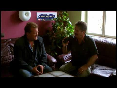 Michael Morgen, der ulitamative sänger, im Gespräch mit tv21at