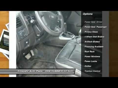 2008 Hummer H3 Suv Brookings Sd E3130b Youtube