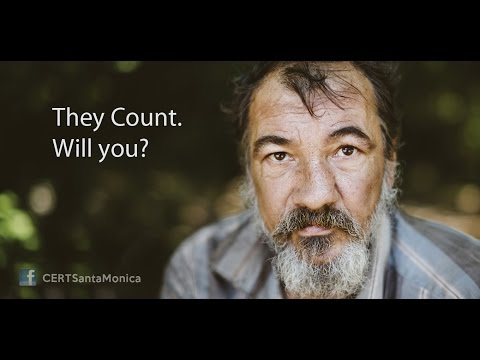 Santa Monica's Homeless Count – What is it? How does it help the homeless?