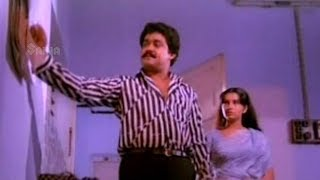 """""""My Phone Number Is 2255..!!""""   Mohanlal   Ambika   Suresh Gopi"""