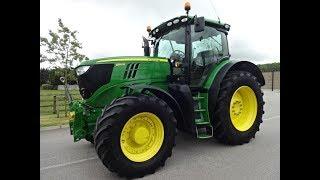 John Deere 6190R Tractor