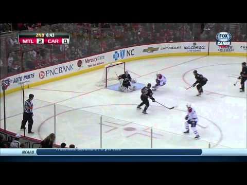 Montreal Canadiens vs Carolina Hurricanes 31.12.2013