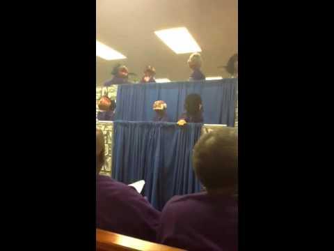 Bethel Baptist Church Puppet Show