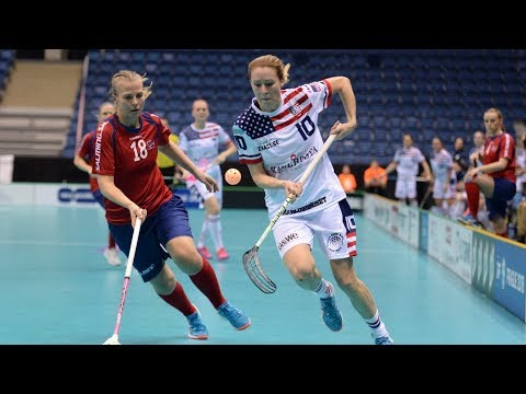 Women's WFC 2017 - NOR v USA (Play-off)