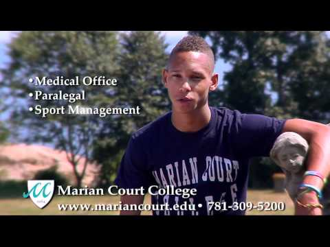 NEW Marian Court College Commercial
