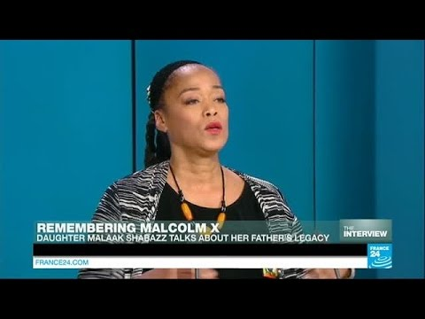 Remembering Malcolm X: Daughter Malaak Shabazz on her father