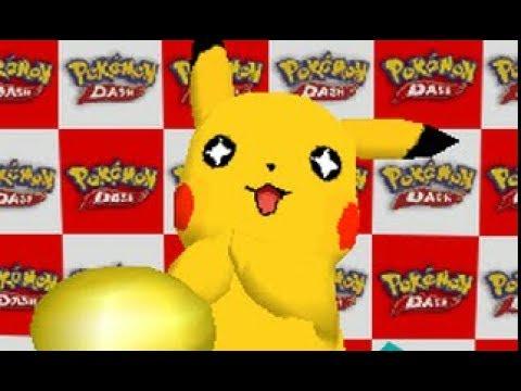 Pokémon Dash Playthrough Part 3 (FINALE)