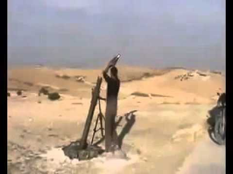 El Kaide Teröristi  Hedef Aldıgı Yeri Şaşırarak Kendilerini İmha Ediyor
