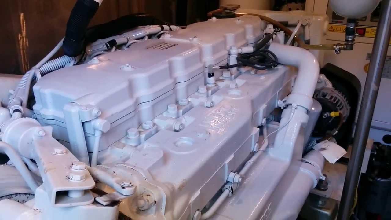 Cantieri Estensi Main 530 Iveco N67 Test