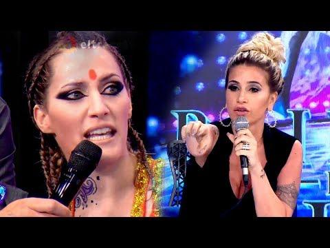 Flor Peña terminó enemistada con Mica Viciconte por defender a Laurita Fernández
