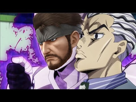 Killer Queen But It S Solid Snake Youtube