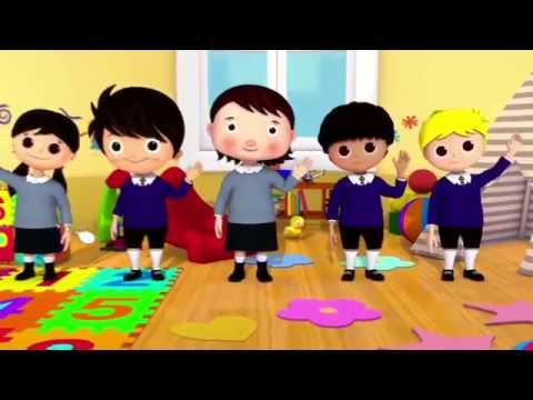Potawatomi Language KIDS Introductions 2