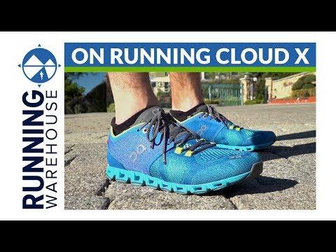 on-cloud-x-shoe-review