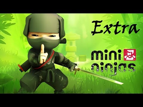 Mini Ninjas - Extra |