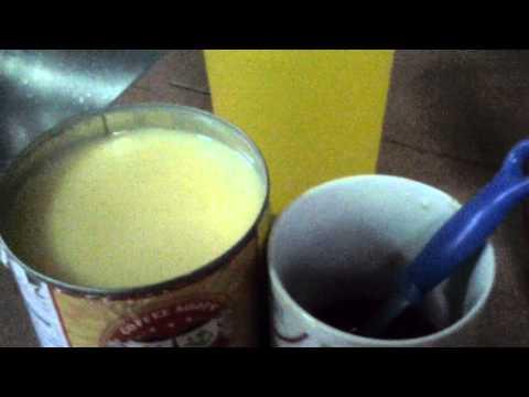 How to make bandung drink