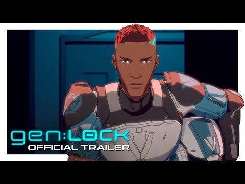 Michael B. Jordan Debuts Trailer For New Anime Series 'Gen:LOCK' - Watch Here!
