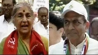 Subhashini Ali vs Dinesh Trivedi: Insider, Outsider debate rocks Barrackpore