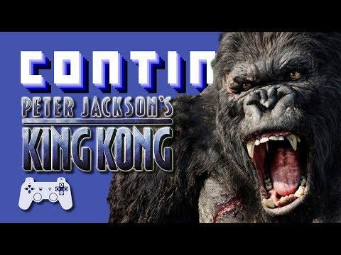 Peter Jackson's King Kong (PlayStation 2) - Continue?
