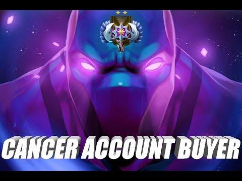 Ancient Account Buyer So Cancer Retard -DOTA2