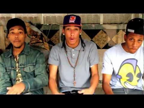 Kush Gang - The Motto Remix (Music Video)