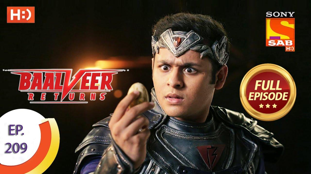Download Baalveer Returns - Ep 209 - Full Episode - 9th October 2020