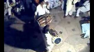 dhol in pakistan (cousins wedding)