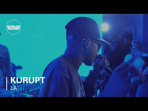 "Kurupt ""Xxplosive"" Boiler Room LA Live Performance"
