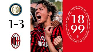 Highlights | Inter 1-3 AC Milan | Matchday 3 Serie A Women 2019/20