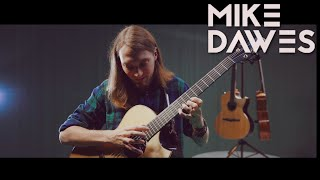 Mike Dawes - Scarlet (Periphery) - Solo Guitar