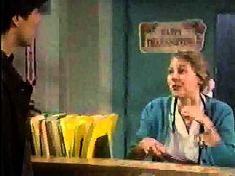 David Hayward's first scenes on AMC.