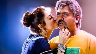 AAA - Ashwin Thatha Official Teaser | STR | Tamannaah | Yuvan Shankar Raja | Adhik Ravichandran
