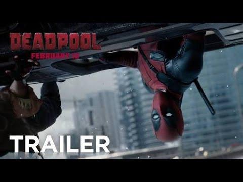 Trailer Movie Film Deadpool Official Trailer 2016 Movie HD