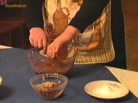 Кухня батюшки Гермогена - Медовая коврижка
