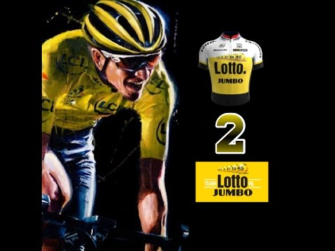 Tour de France 2016 - Lotto NL Jumbo Étape 2