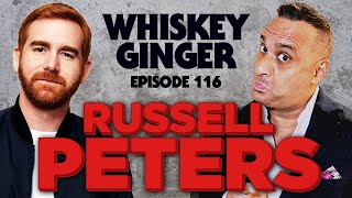 Whiskey Ginger - Russell Peters - #116