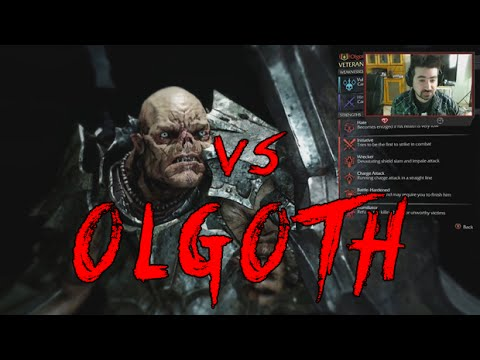AngryJoe Vs Olgoth - Shadow of Mordor!