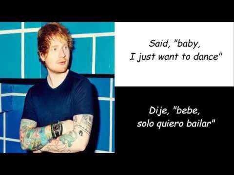 Ed Sheeran Galway Girl ,sub Español