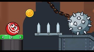 Ball Hero Adventure: Red Bounce Ball Full Gameplay Walkthrough