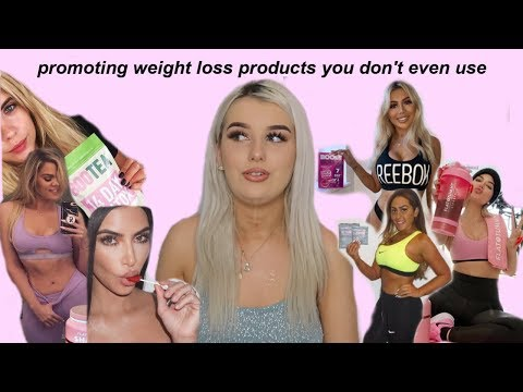 weight loss #ads + detoxes are scams