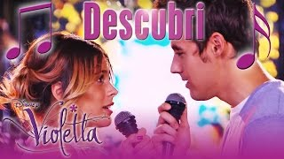 VIOLETTA STARS Tini & Jorge mit Descubri - Hits aus Staffel 3 | Disney Channel Songs