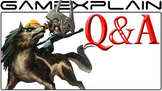 Zelda: Twilight Princess HD Q&A: 50 of YOUR Questions Answered!