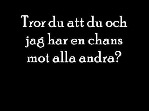 Petra Marklund - Händerna mot Himlen (lyrics)